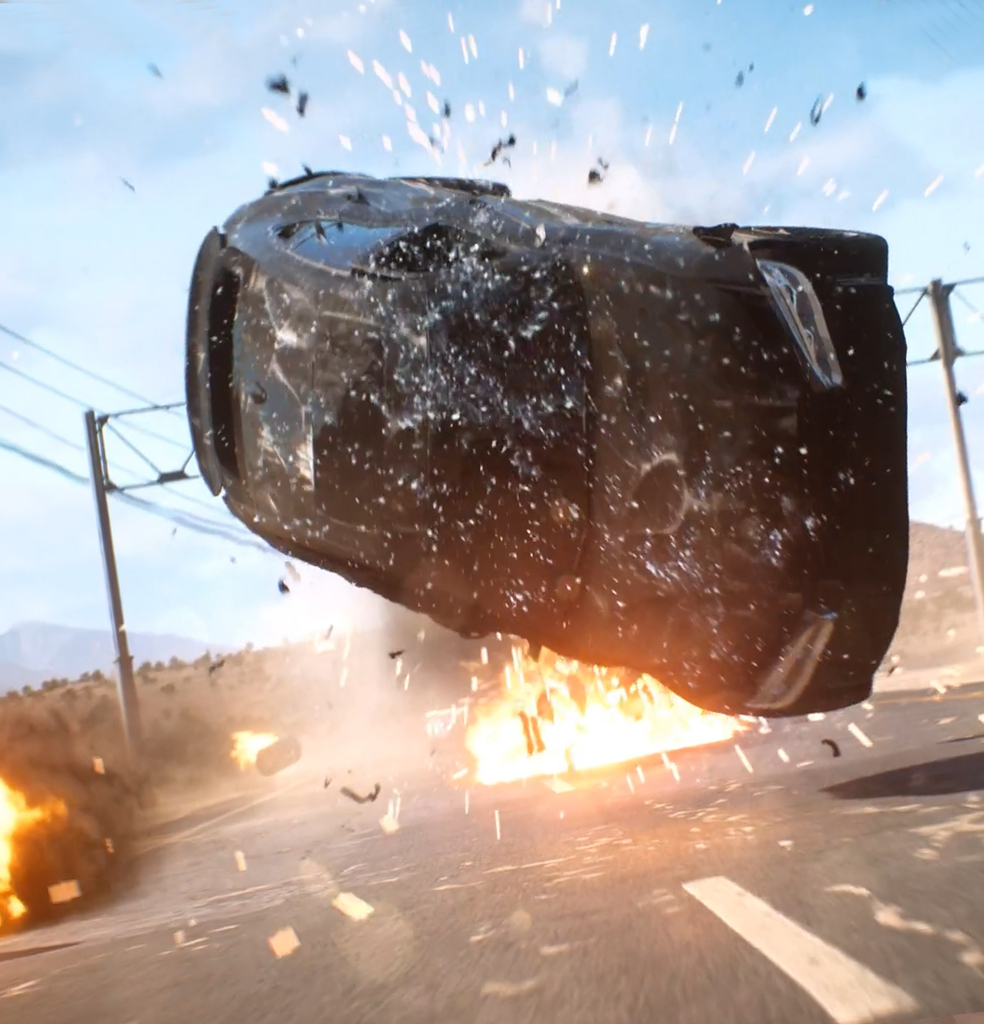 Стала известна дата выхода Need for Speed: Payback