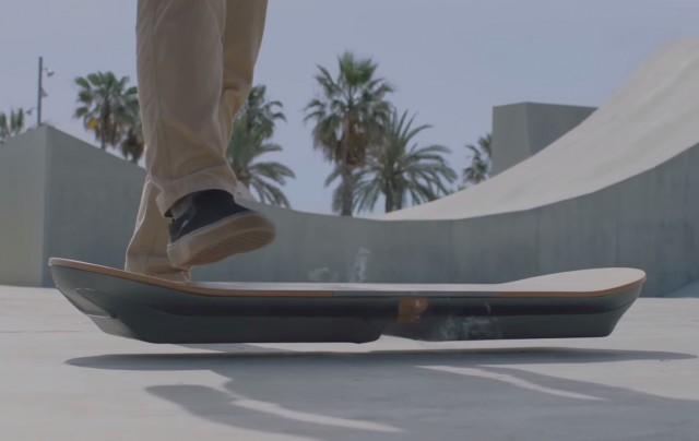 Real Hoverboard by Lexus