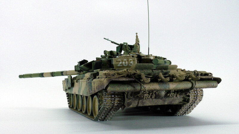 звезда т-90а троса