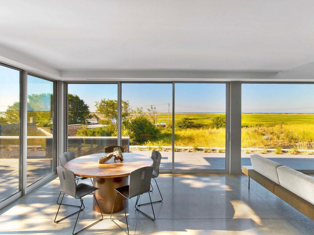 Панорамное остекление частный дом