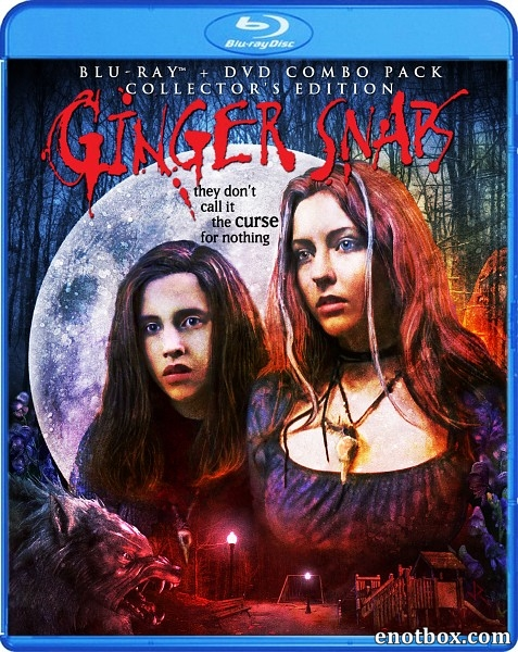 Оборотень / Ginger Snaps (2000/BDRip/HDRip) + Полная версия