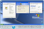 Windows XP Professional SP2 x64 December 2016 by TEAMOS
