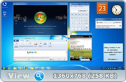 Windows 7 Ultimate SP1 x64 OEM April 2017 by Generation2