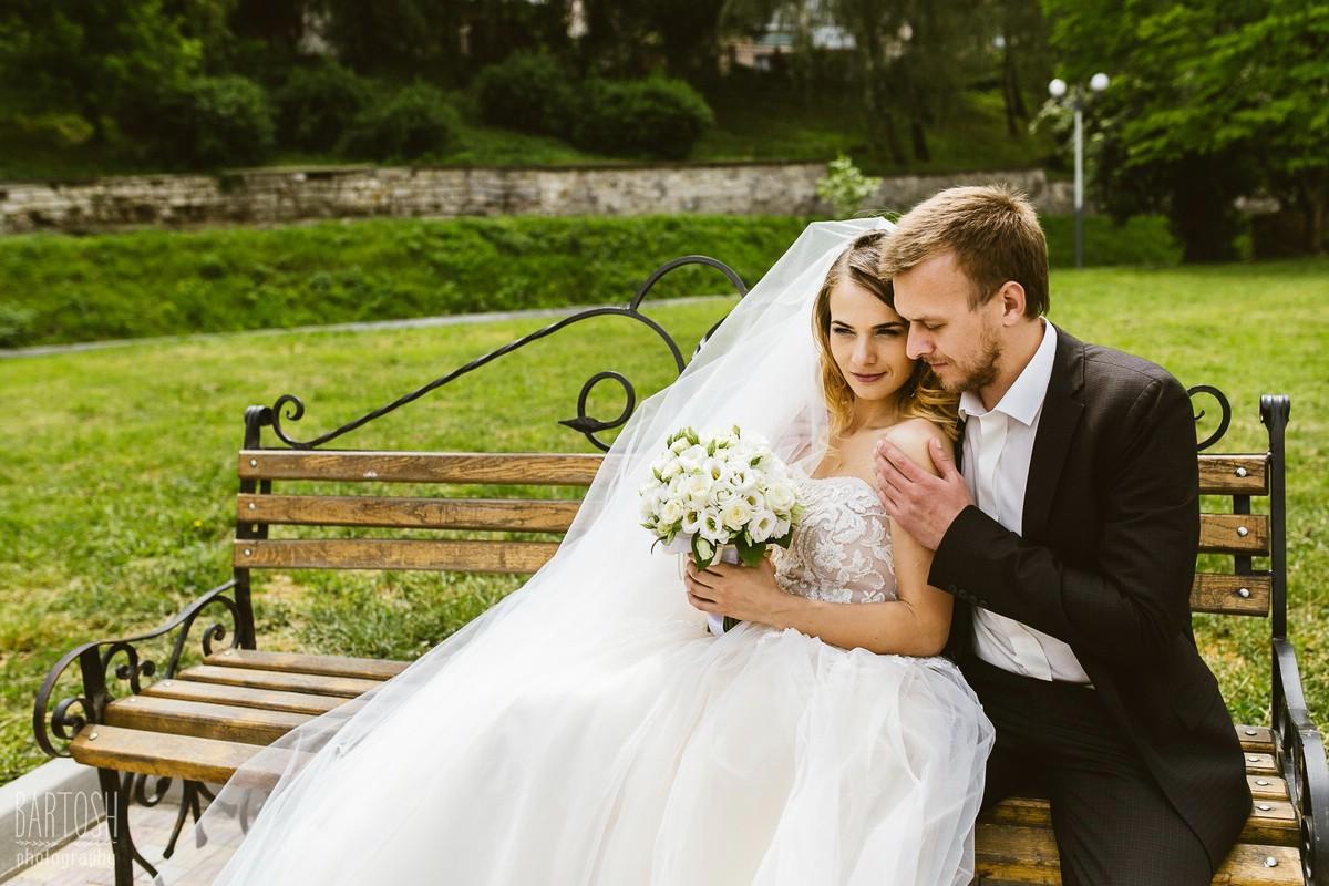 Весілля Марічки таОстапа у Тернополі
