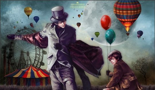 Amazing Digital Art by Ryuuka Nagare