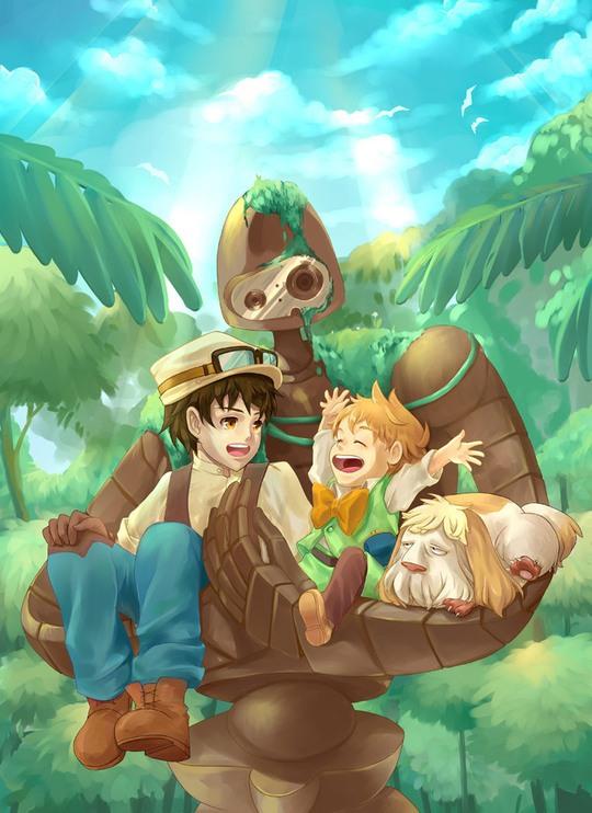 Hot Anime Art by Yume Ou
