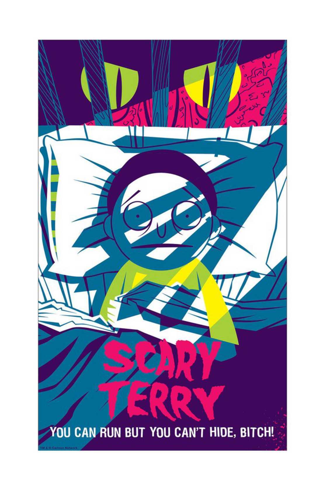 Rick et Morty - Une exposition en hommage au meilleur cartoon de tous les temps