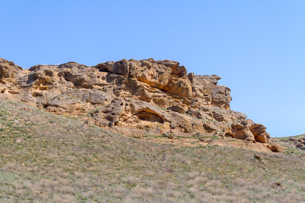Поющие скалы Большое Богдо фото 10