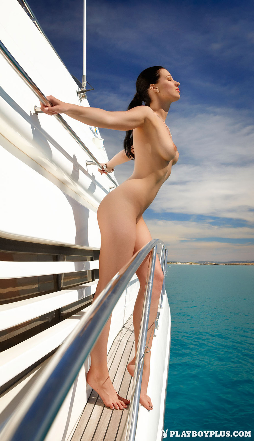 Девушка месяца, певица Сабина Жусикайте / Sabina Jucikaite - Playboy Netherlands Miss October 2010
