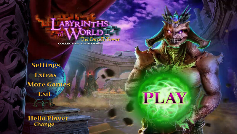 Labyrinths of the World: The Devils Tower CE
