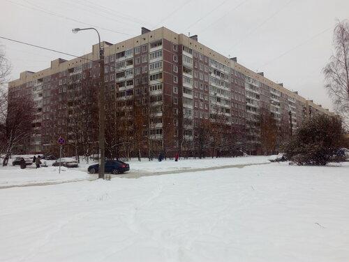 ул. Чудновского 8к1