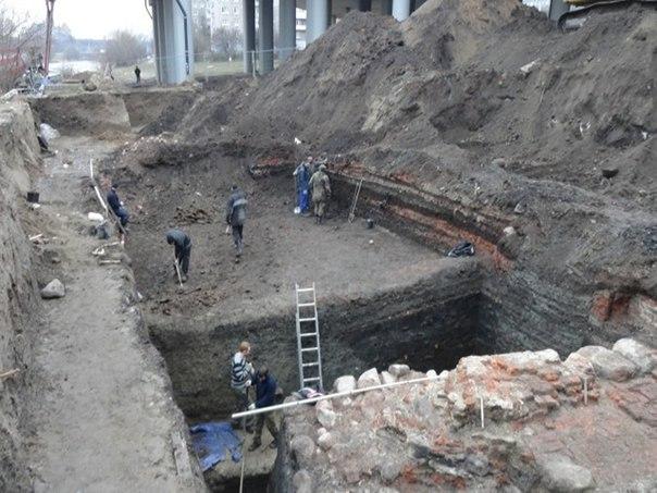 В центре Калининграда археологи обнаружили средневековую деревню