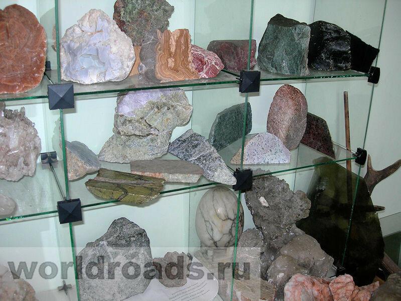 Музей аммонитов