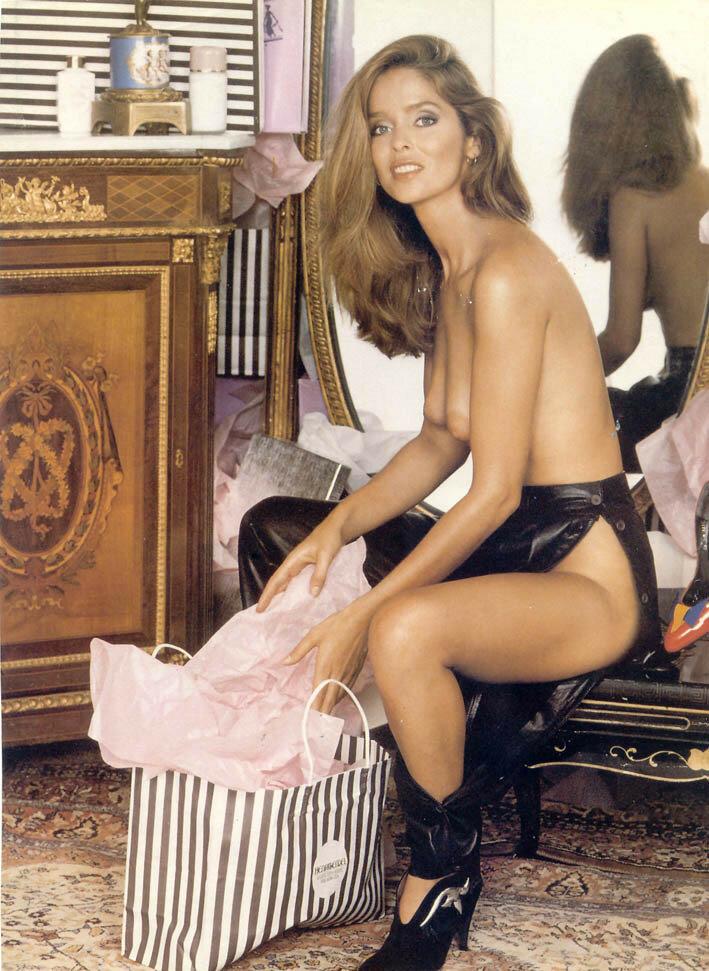 Barbara bach tits nude #2