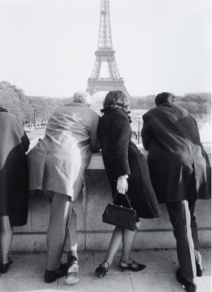 1957. Эйфелева башня