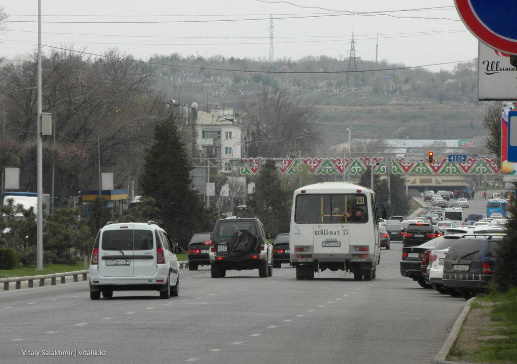 Проспект Республики Шымкент
