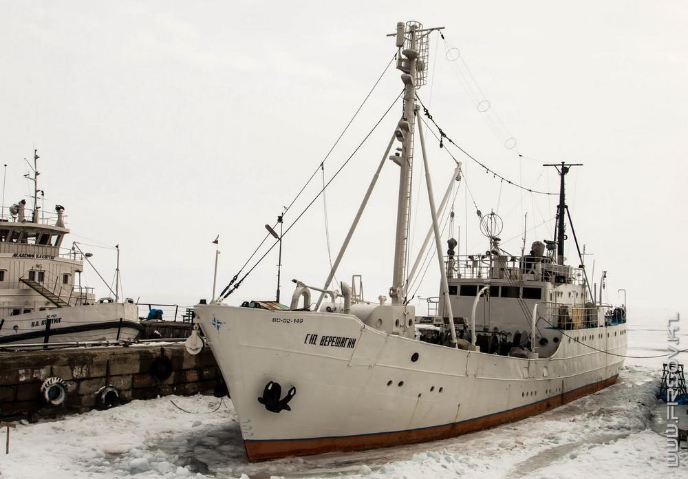 Байкальская Листвянка