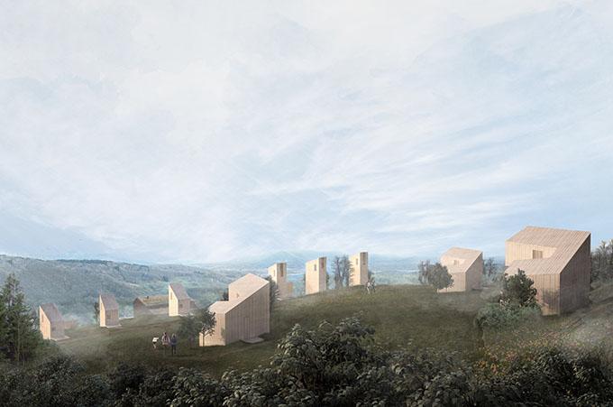 Breitenbach Landscape Hotel by Reiulf Ramstad Arkitekter