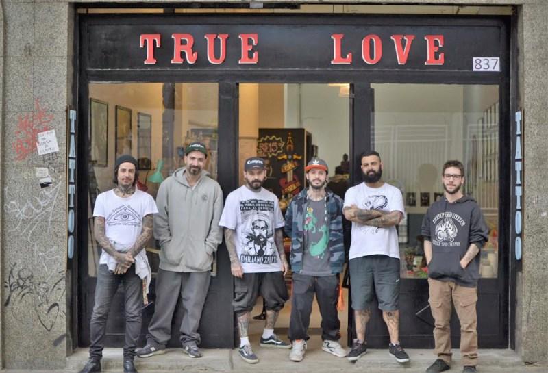 Conheca a True Love Tattoo: voce vai querer se tatuar e colocar o estudio na sua lista de lugares pra visitar em SP (26 pics)