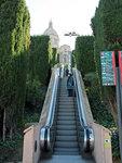 Окрытый эскалатор
