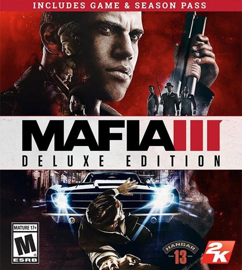 Mafia III - Digital Deluxe Edition (2016/RUS/ENG/RePack by xatab)