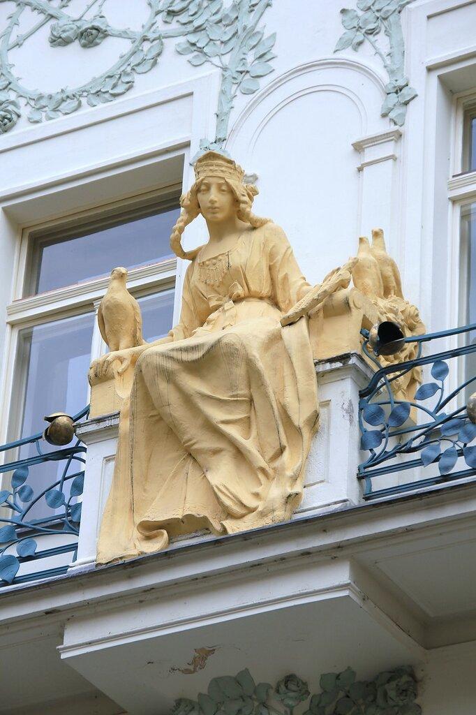 Praha_Prague_2014_Holmstad_flott_Karlova_Street_princess_Libuse_prinsesse_6.JPG