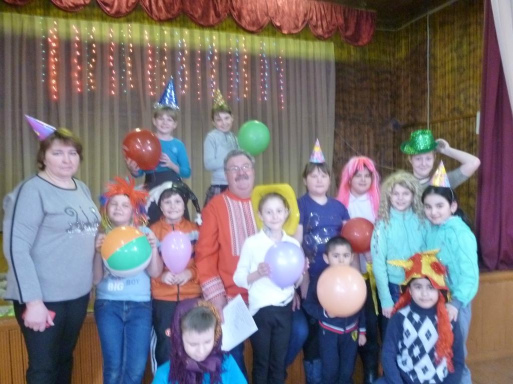 1 апреля – День смеха и день радости!