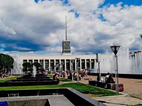 Финляяндский вокзал