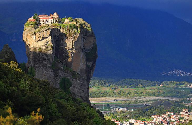HD горы Греция