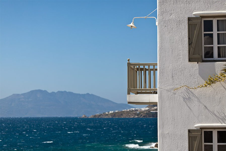 Остров Миконос - жемчужина Греции