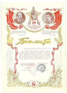 1947 За заслуги в социалистическом строительстве