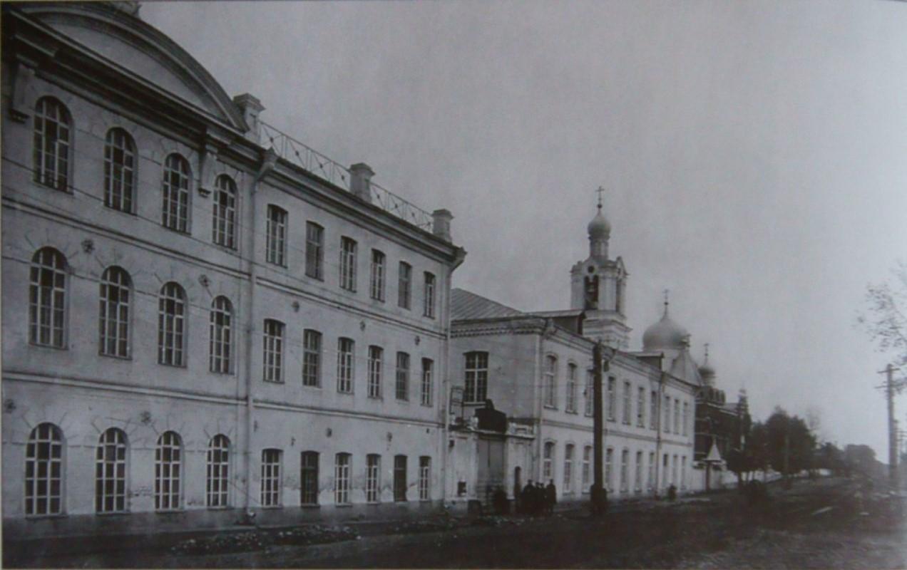 Текстильная фабрика Елагиных