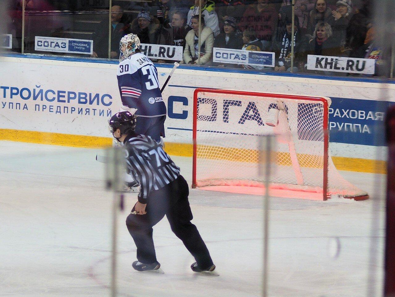 68 Металлург - Северсталь 01.02.2017