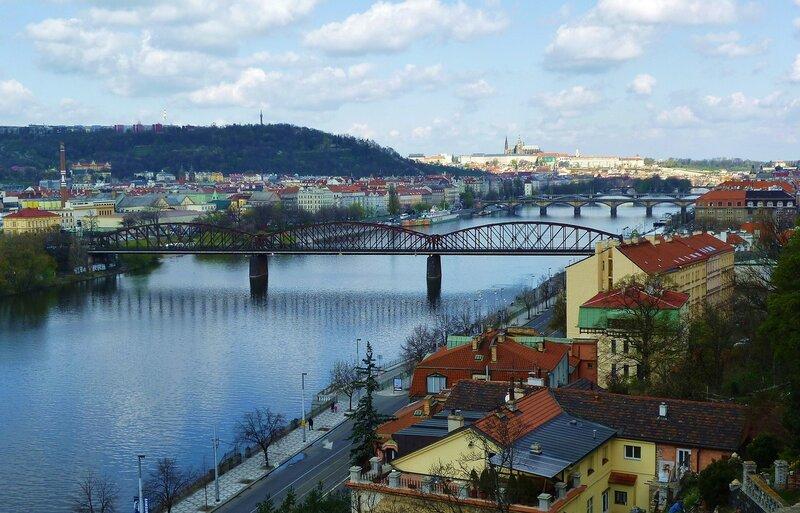 Пражские мосты
