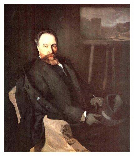 Хоакин Соролья: Аурелиано де Беруэте, 1902