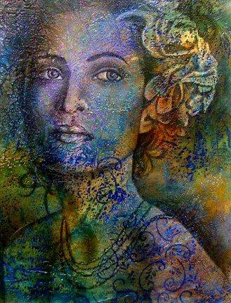 Канадская художница Carrie Vielle