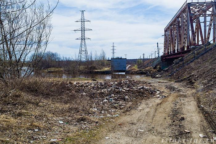 развалины_у_моста_razvaliny_u_mosta