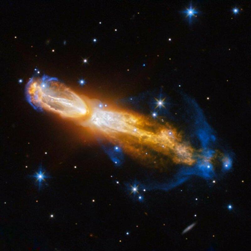Захватывающая Вселенная на интересных фотографиях НАСА
