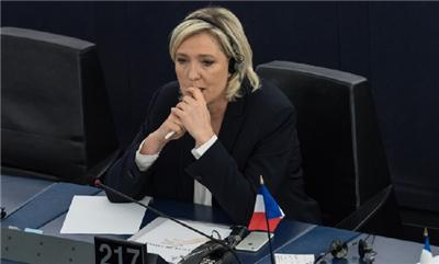 Мынаучим автомобильные компании любить Францию— Марин ЛеПен