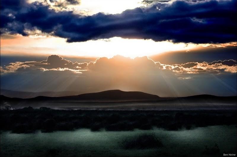 Великолепные фотографии Африки ...