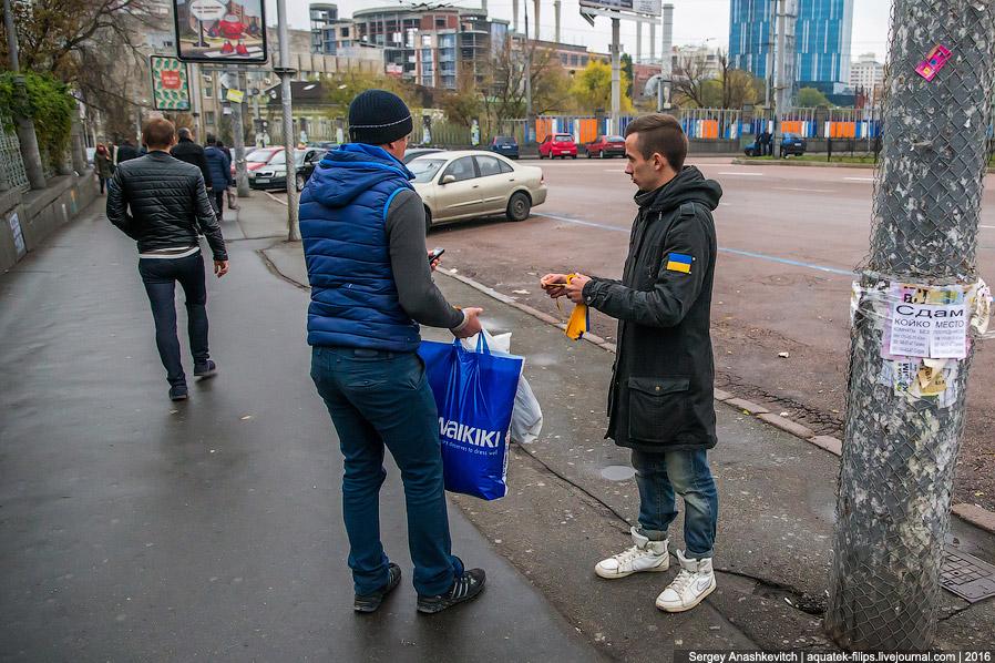 24. Очень многие ходят с такой ленточкой на сумке, рукаве, лацкане...