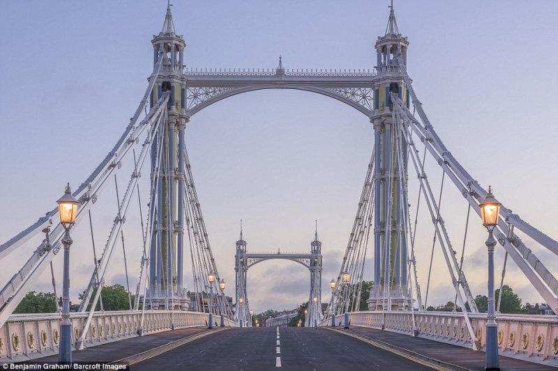 Мост Альберта.