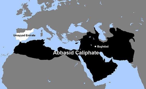 Через 30 лет после расцвета Омейядского халифата, в результате восстания и неподчинения Омейядам