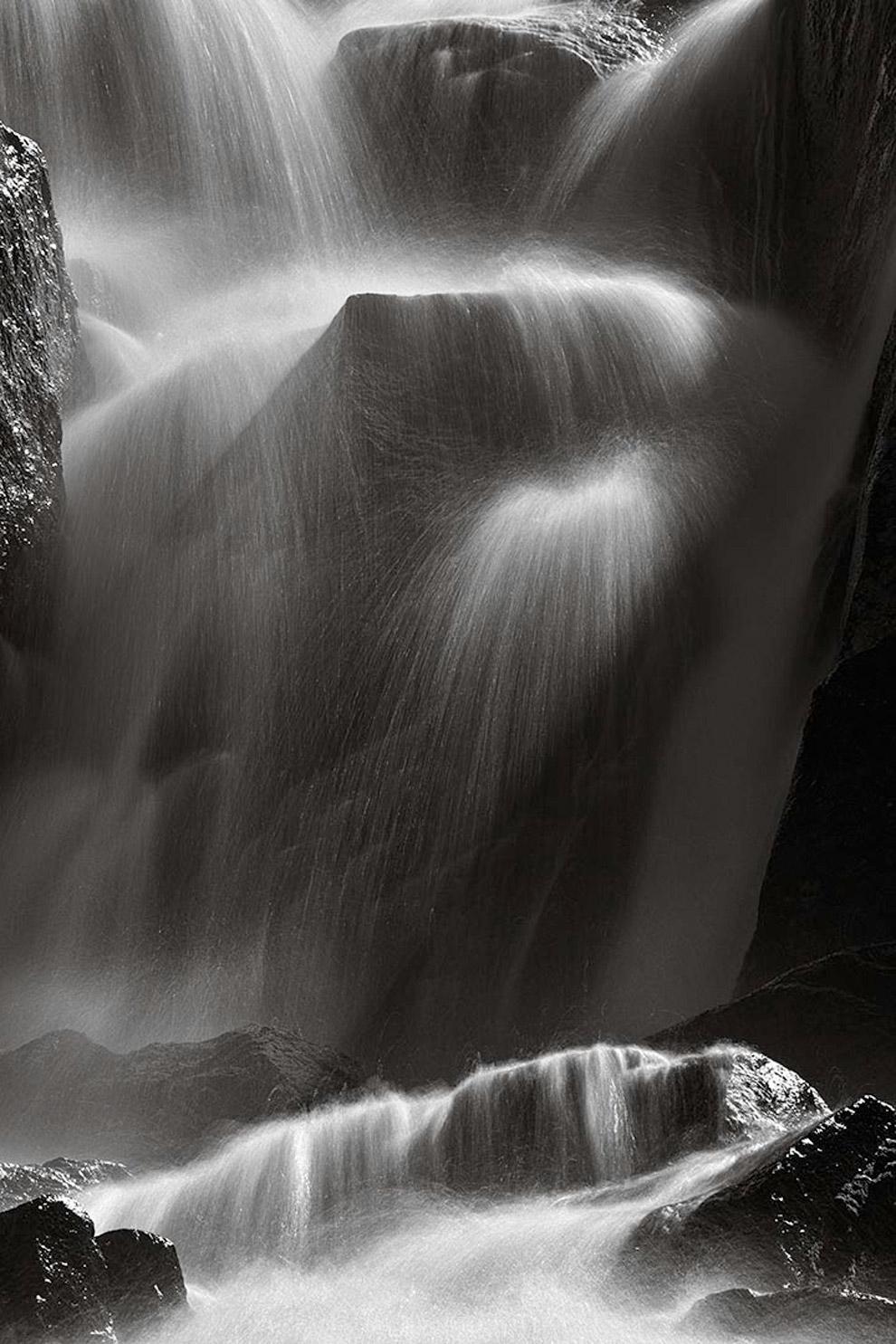 Черно белые фотографии на длинной выдержке