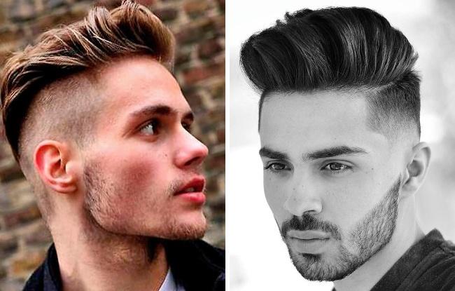 © homenspoder  Просто скажите своему парикмахеру: «Побокам исзади коротко, сверху длинно». Д