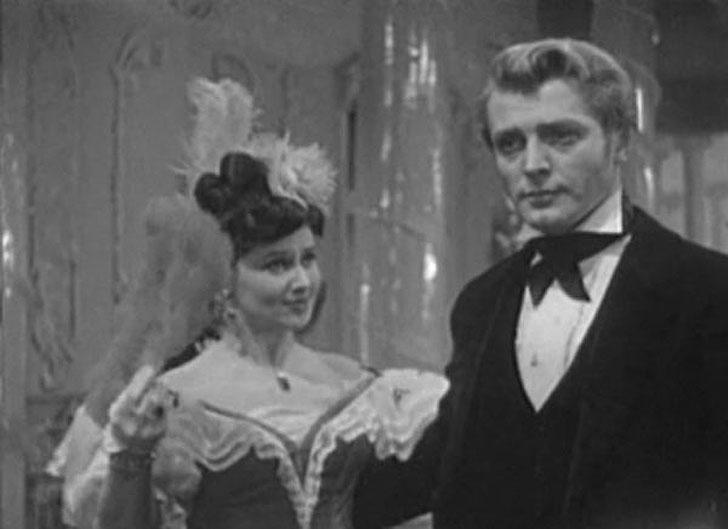 Галина Польских, 1959, «Белые ночи» — на балу.