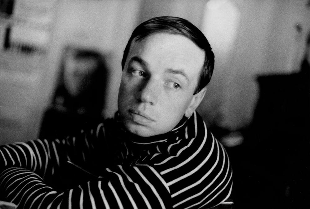 В Третьяковской галерее, 1965