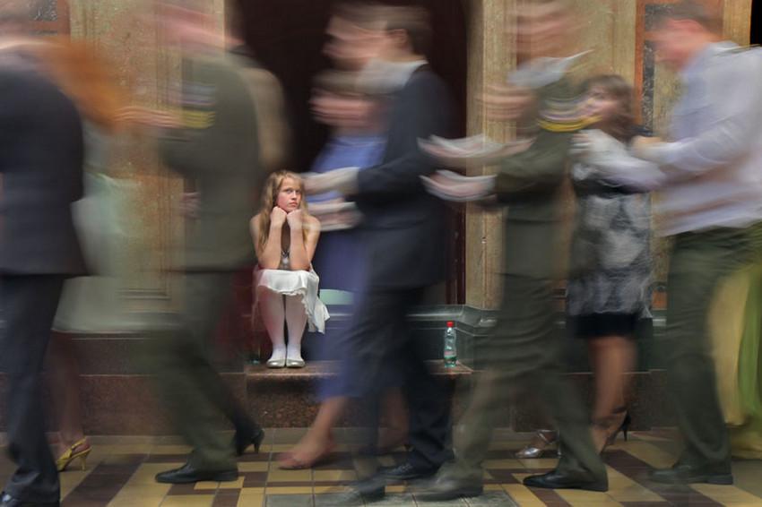 Улыбнуться и прослезиться: честные фотографии Александра Петросяна