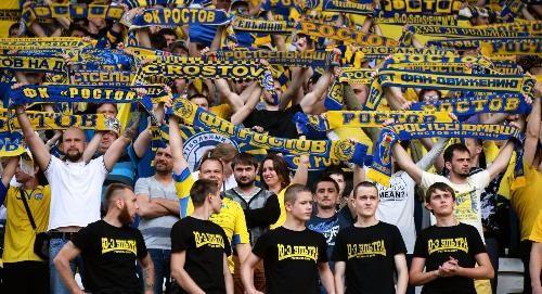 Пойти на«Ростов»— «Атлетико» за 10 тыс. руб.