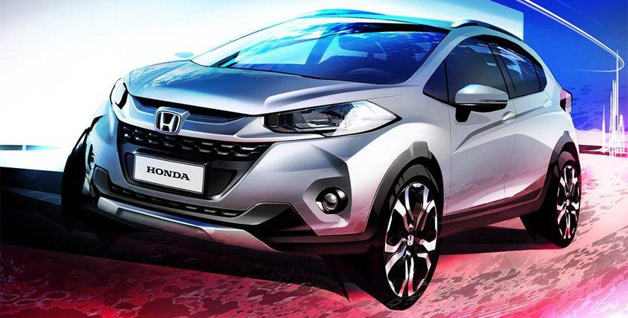 ВСан-Паулу состоится премьера самого маленького кроссовера Хонда